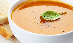 Curried Butternut Squash Soup using Cook's Delight® Chicken Soup Base