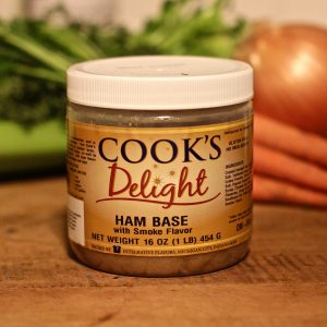 Cook's Delight Ham Soup Base 1 lb jar