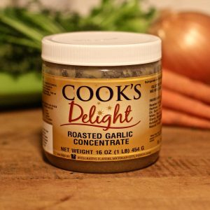 Cook's Delight Roasted Garlic Concentrate 1 lb jar
