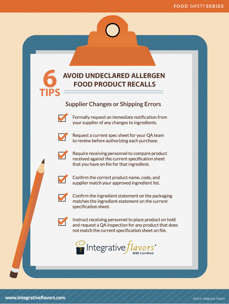 Food Recalls Are Serious Business Protect Your Company With Mock
